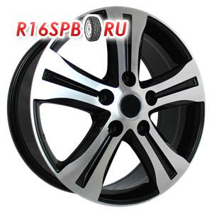 Литой диск Replica Toyota TY71 7.5x19 5*114.3 ET 30 BKF