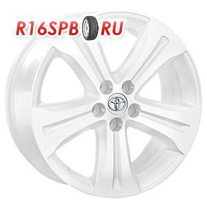 Литой диск Replica Toyota TY71 7.5x19 5*114.3 ET 35 W
