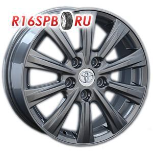 Литой диск Replica Toyota TY75 6.5x16 5*114.3 ET 45 GM