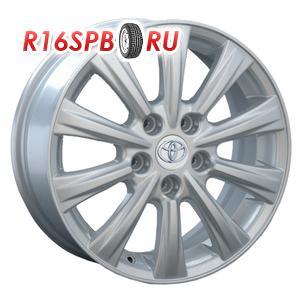 Литой диск Replica Toyota TY75 6.5x16 5*114.3 ET 45 S