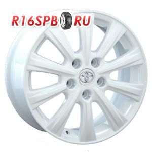 Литой диск Replica Toyota TY75 6.5x16 5*114.3 ET 45 W