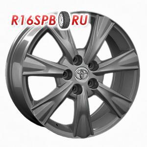 Литой диск Replica Toyota TY82 7x17 5*114.3 ET 45 GM