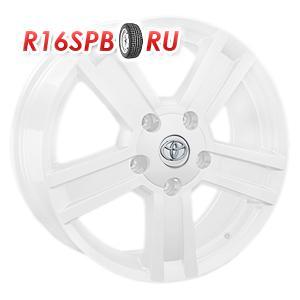 Литой диск Replica Toyota TY86 8.5x20 5*150 ET 60 W