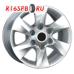 Литой диск Replica Toyota TY87 7x16 6*139.7 ET 30