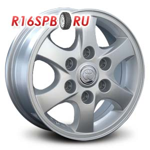 Литой диск Replica Toyota TY91 6x15 6*139.7 ET 25