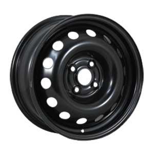 Штампованный диск Trebl 64A45R 6x15 4*100 ET 45