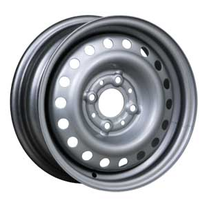 Штампованный диск Trebl 7255 6x15 4*108 ET 47.5