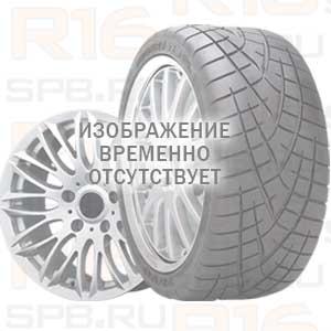 Штампованный диск Trebl X40001 6x16 4*100 ET 52
