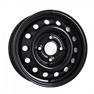 Штампованный диск Trebl X40003 6x15 4*100 ET 40