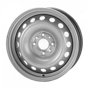 Штампованный диск Trebl X40025 6x15 5*114.3 ET 45