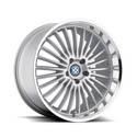 TSW Beyern Multi Silver 8x17 5*120 ET 15 dia 74 S