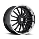 TSW Conventry Whitley GB 8.5x19 5*108 ET 42 dia 63.4 Gloss Black