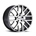 TSW Donington GM 8x17 5*114.3 ET 42 dia 76 Chrome
