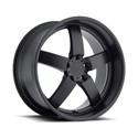 TSW Rockingham 8x17 5*114.3 ET 40 dia 76 Matt Black