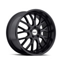 TSW Tremblant 8x18 5*114.3 ET 40 dia 76 Black Polished