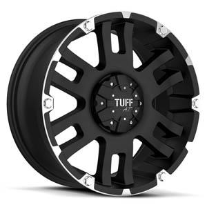 Литой диск Tuff T-04