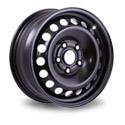 ТЗСК Renault Sandero 6.5x16 4*100 ET 37 dia 60.1 Black