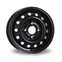ТЗСК Toyota Camry/Corolla 6.5x16 5*114.3 ET 45 dia 60.1 Black