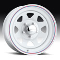Диск U.S. Wheels Series 70 White 8 Spoke