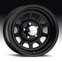 Диск U.S. Wheels Series 84 Black Daytona