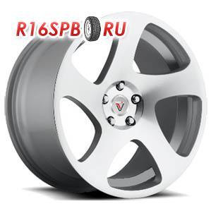 Кованый диск Vissol F-006 8.5x19 5*114.3 ET 35 Polished