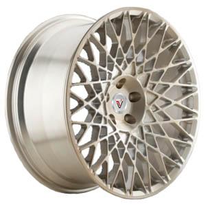 Кованый диск Vissol F-501 9.5x19 5*120 ET 40