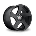 Vissol F-006 8.5x18 5*114.3 ET 45 dia 72.6 Polished