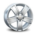Replica Volkswagen VW73 6x15 5*100 ET 43 dia 57.1 W