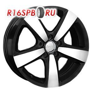 Литой диск Replica Volkswagen VW112 7x17 5*112 ET 43 BKF