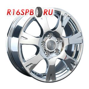 Литой диск Replica Volkswagen VW14 6.5x16 5*112 ET 50 Chrome