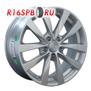 Литой диск Replica Volkswagen VW26 6x15 5*100 ET 43 S