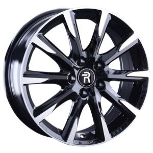 Литой диск Replica Volkswagen VW268 7x17 5*112 ET 40