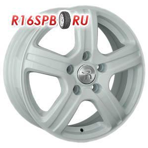 Литой диск Replica Volkswagen VW53 6x15 5*100 ET 43 W