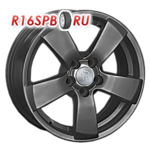 Литой диск Replica Volkswagen VW72 6x15 5*112 ET 43 GM