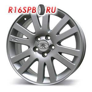 Литой диск Replica Volvo 649 7x17 5*108 ET 49