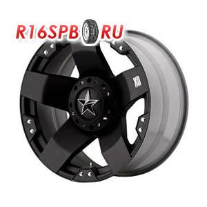 Литой диск Wheel Pros Rockstar 9.5x22 8*165 ET 12