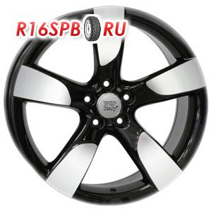 Литой диск WSP Italy A W568 8.5x19 5*112 ET 43 Black Polished