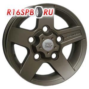 Литой диск WSP Italy LR W2354 8x16 5*165 ET 25 BZ