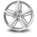 WSP Italy VW W466 8.5x19 5*130 ET 59 dia 71.6 S