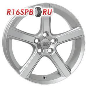 Литой диск WSP Italy V W1257 7.5x18 5*108 ET 52.5 S