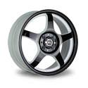 X-Race AF-05 5.5x14 4*98 ET 35 dia 58.6 Bright Silver