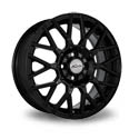 X'trike X-125 6.5x16 4*100 ET 36 dia 67.1 Black