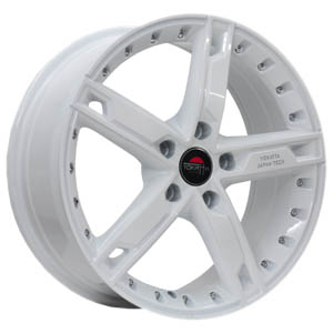 Литой диск Yokatta Model-53 7x17 5*120 ET 41