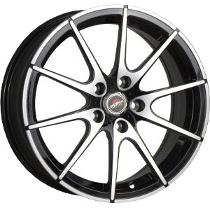 Литой диск Yokatta Model Forged-521 6.5x16 5*105 ET 39