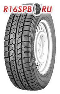 Зимняя шипованная шина Barum SnoVanis 205/75 R16C 110/108R
