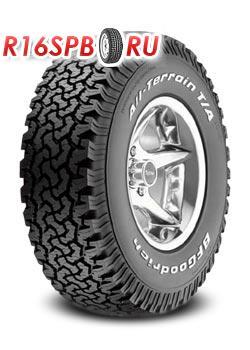 Всесезонная шина BFGoodrich All Terrain TA 265/75 R16 119/116R