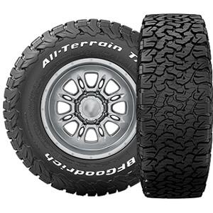 Всесезонная шина BFGoodrich All Terrain TA KO2 11.5/32 R15 113R XL