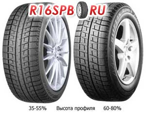 Зимняя шина Bridgestone Blizzak Revo 2 215/60 R16 95Q