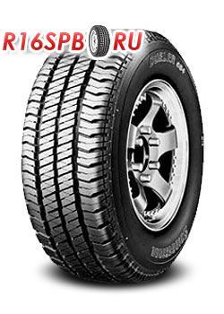 Всесезонная шина Bridgestone Dueler HT 684 245/70 R17 110S