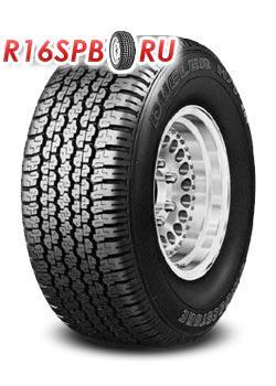 Всесезонная шина Bridgestone Dueler HT 689 265/70 R15 110S